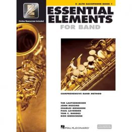 Essential Elements Alto Sax