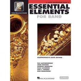 Essential Elements Alto Sax 2
