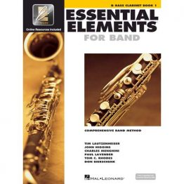 Essential Elements Bass Clarinet