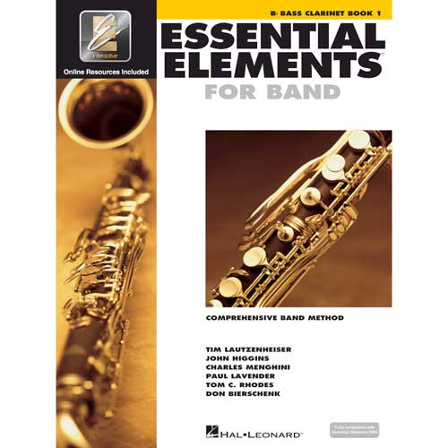 Essential Elements Bass Clarinet