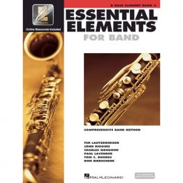 Essential Elements Bass Clarinet 2