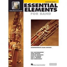Essential Elements Bassoon