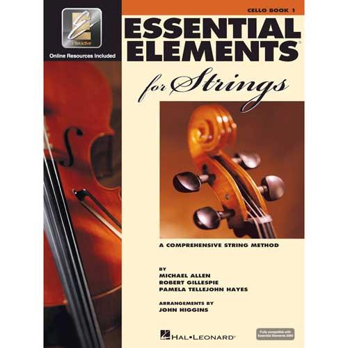 Essential Elements Cello