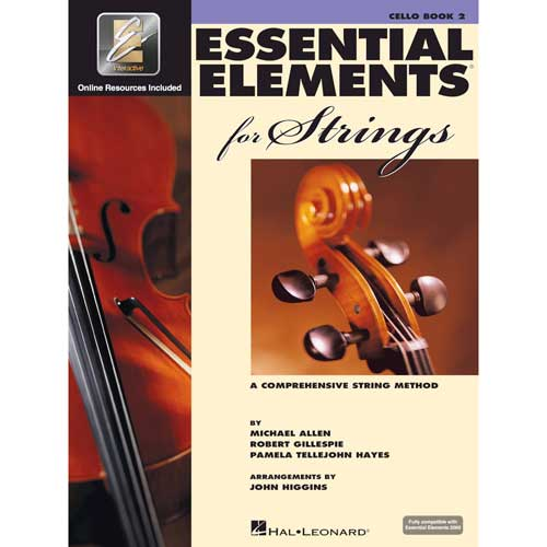 Essential Elements Cello 2