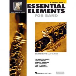 Essential Elements Clarinet