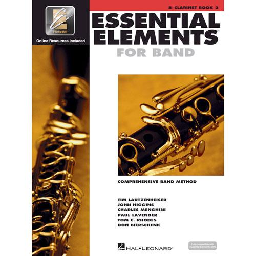 Essential Elements Clarinet 2