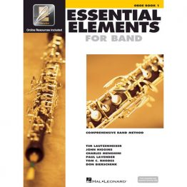 Essential Elements Oboe