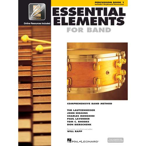 Essential Elements Percussion