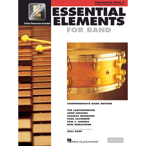 Essential Elements Percussion 2