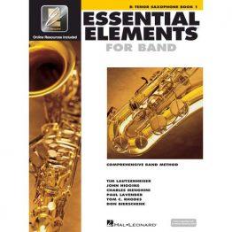 Essential Elements Tenor Sax