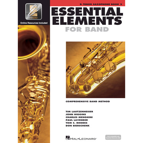 Essential Elements Tenor Sax 2