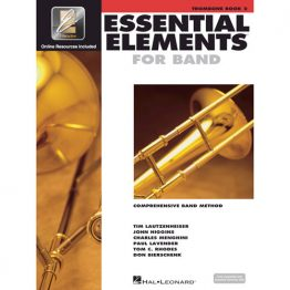 Essential Elements Trombone 2
