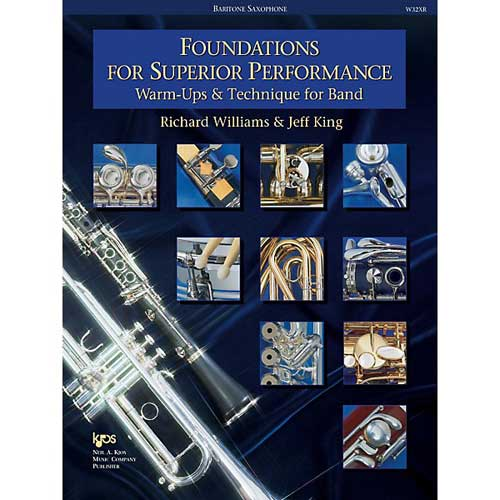 Foundations for Superior Performance Bari Sax