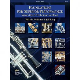 Foundations for Superior Performance French Horn