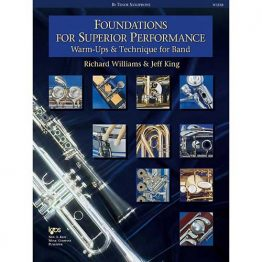 Foundations for Superior Performance Tenor Sax