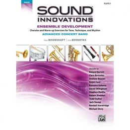 Sound Innovations for Advanced Band Flute 1