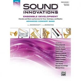 Sound Innovations for Advanced Band Percussion