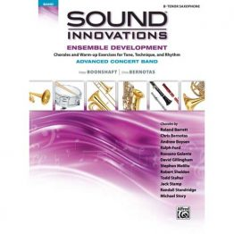 Sound Innovations for Advanced Band Tenor Sax