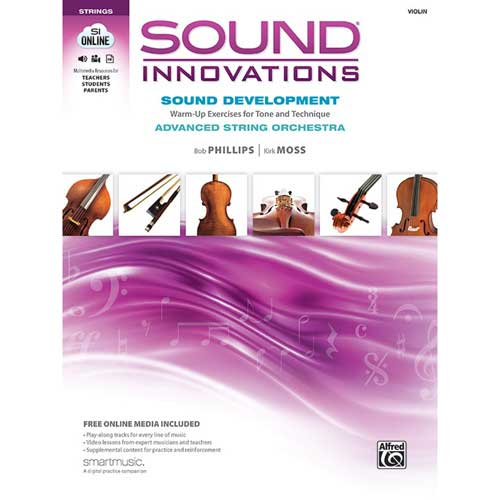 Sound Innovations for Advanced Orchestra Violin