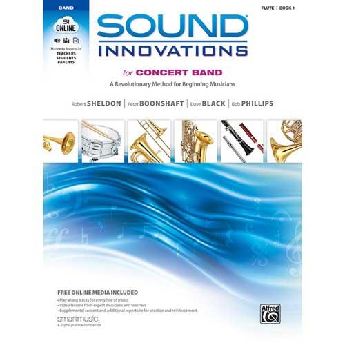 Sound Innovations for Concert Band Flute Bk 1