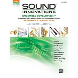 Sound Innovations for Intermediate Band Bassoon