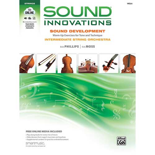 Sound Innovations for Intermediate Orchestra Viola
