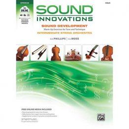 Sound Innovations for Intermediate Orchestra Violin