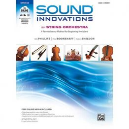 Sound Innovations for String Orchestra Bass Bk 1