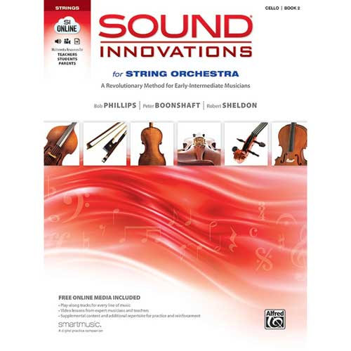 Sound Innovations for String Orchestra Cello 2