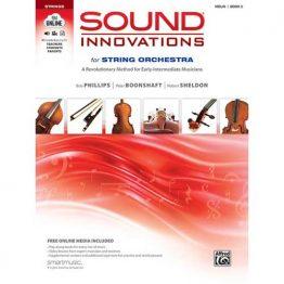 Sound Innovations for String Orchestra Violin 2