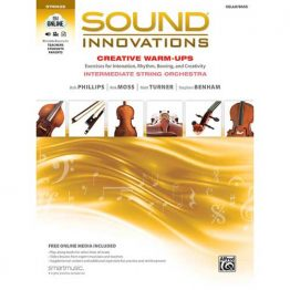 Sound Innovations Creative Warm-Ups Cello/Bass