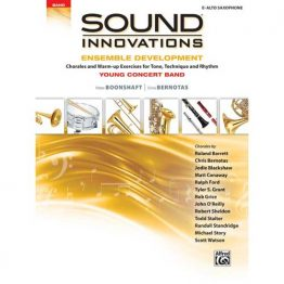 Sound Innovations for Young Concert Band Alto Sax