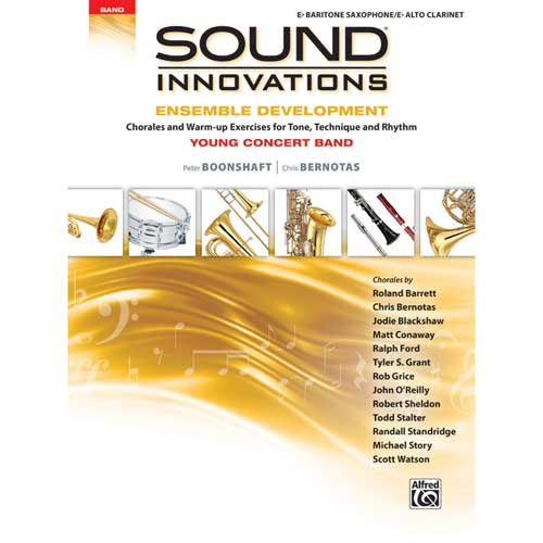 Sound Innovations for Young Concert Band Bari Sax