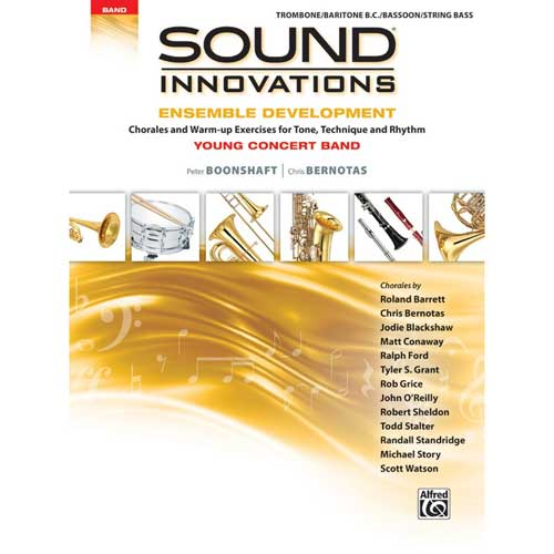 Sound Innovations for Young Concert Band Trombone/Bassoon/Baritone