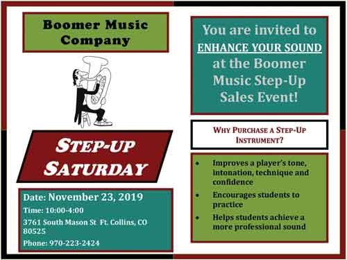 Step Up Day Nov 2019