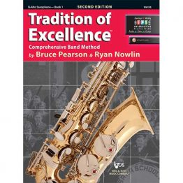 Tradition of Excellence Alto Sax 1
