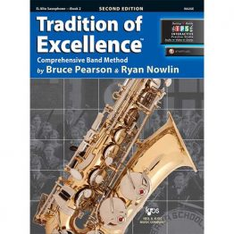 Tradition of Excellence Alto Sax 2