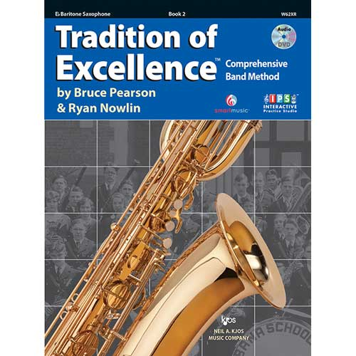 Tradition of Excellence Bari Sax 2