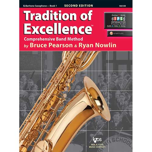 Tradition of Excellence Bari Sax 1