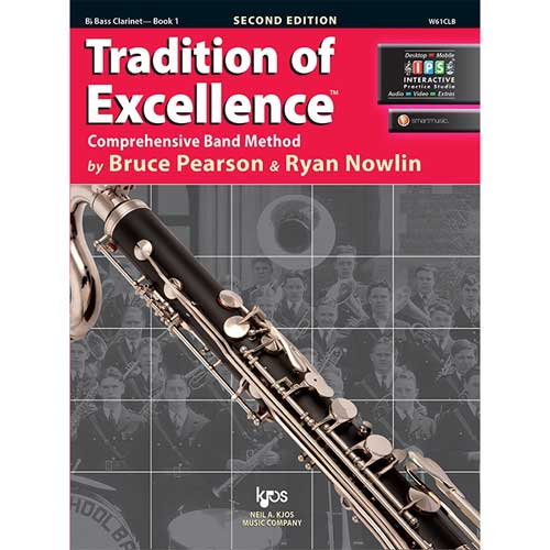 Tradition of Excellence Bass Clarinet 1