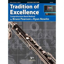 Tradition of Excellence Bass Clarinet 2