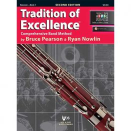 Tradition of Excellence Bassoon 1