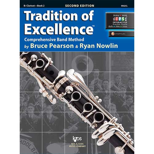 Tradition of Excellence Clarinet 2