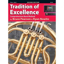 Tradition of Excellence French Horn 1