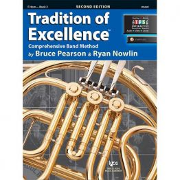 Tradition of Excellence French Horn 2