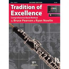 Tradition of Excellence Oboe 1