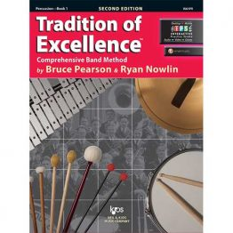 Tradition of Excellence Percussion 1