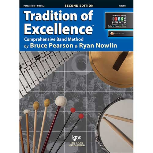 Tradition of Excellence Percussion 2