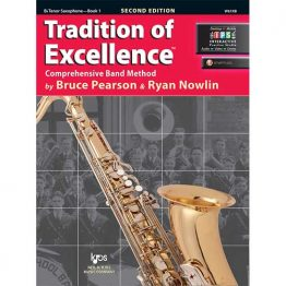 Tradition of Excellence Tenor Sax 1
