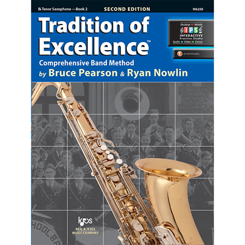Tradition of Excellence Tenor Sax 2